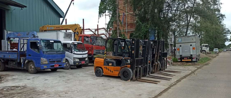 Forklifts